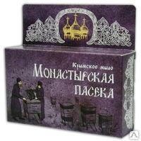 Крымское мыло Монастырская пасека 80г Формула здоровья купить