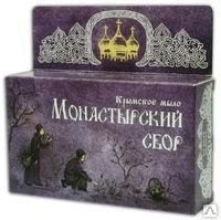 Крымское мыло «Монастырский сбор» 80гр