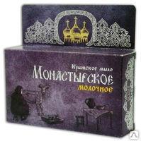 Крымское мыло Монастырское «Молочное» 80гр