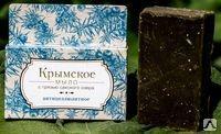 Крымское мыло на основе грязи Сакского озера Антицеллюлитное. 80г.