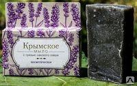 Крымское мыло на основе грязи Сакского озера Косметическое 80г