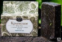 Крымское мыло на основе грязи Сакского озера Мыло – скраб для ног. 80г. Формула здоровья купить