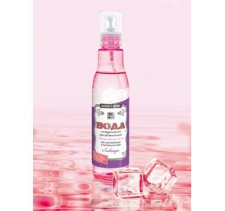 Лаванда - ароматическая вода, посеребренная 200мл ЦА